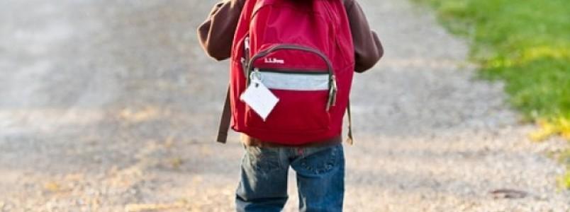 Confira 4 dicas para lidar com o excesso de peso da mochila escolar
