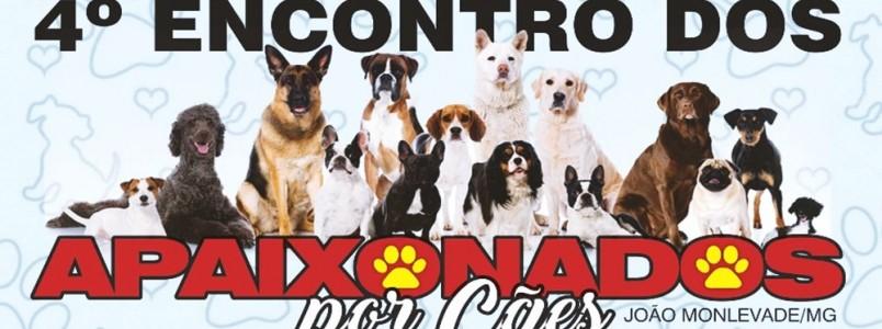 4º Encontro dos Apaixonados por Cães de Monlevade será neste domingo 20/05