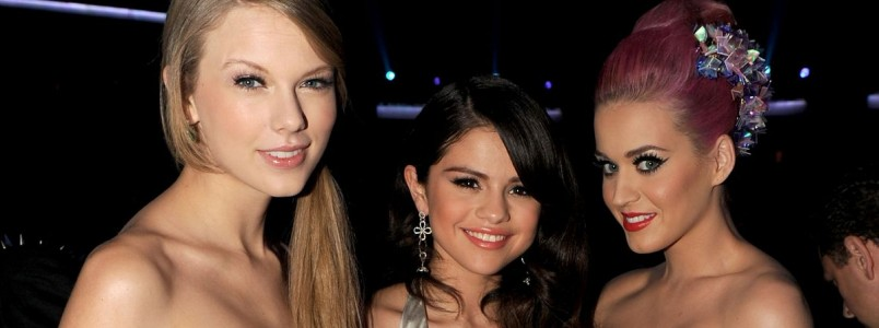 Katy Perry, Taylos Swift, e Selena Gomez supostamente farão coloaboração