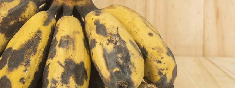 Benefícios surpreendentes de comer bananas escurecidas