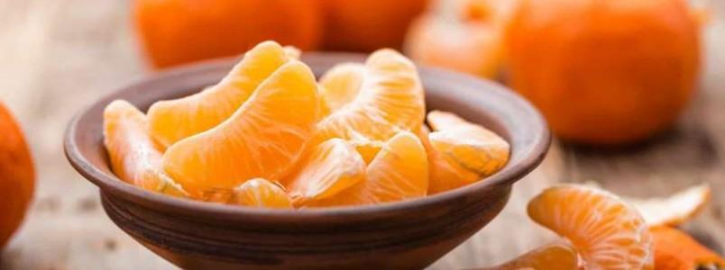 Fruta para o verão: quatro superbenefícios da tangerina