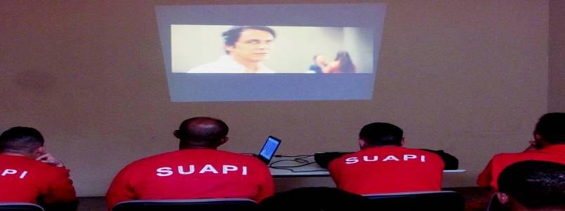 Detentos de Itabira têm sessão de cinema nesta quarta, 25