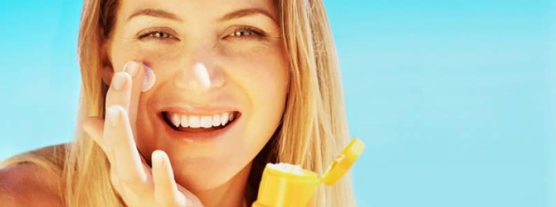 Saiba como cuidar da pele especialmente no verão