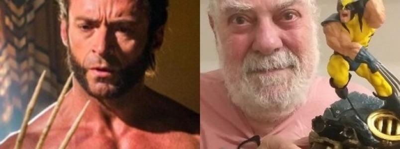 Aos 90 anos, dublador de Wolverine luta contra problemas de audição