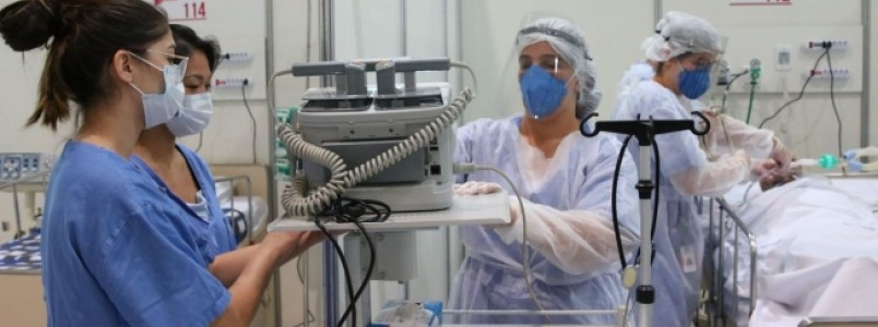 Governo federal vai contratar 5,1 mil profissionais para ações contra o coronavírus
