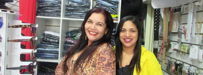 Atualize Moda Fashion uma super loja no coração de Itabira, MG