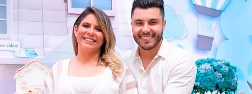Marília Mendonça dá à luz o seu primeiro filho, Léo