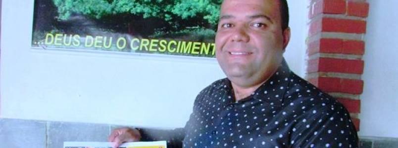 Apóstolo Eduardo Braga assume direção do PMN em Itabira, MG