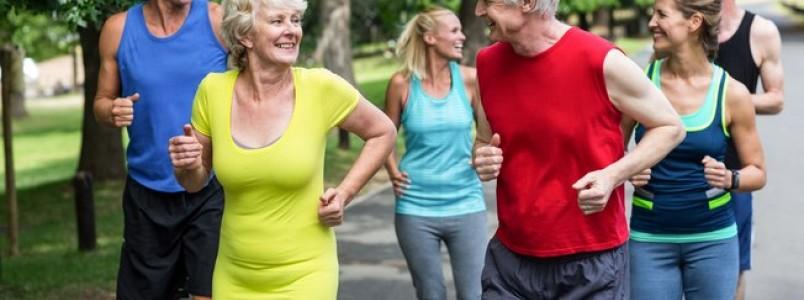 Exercício físico intenso e contínuo retarda o envelhecimento