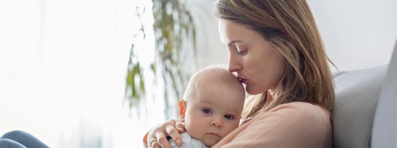 Cuidado: O uso de máscaras em menores de 2 anos pode causar asfixia