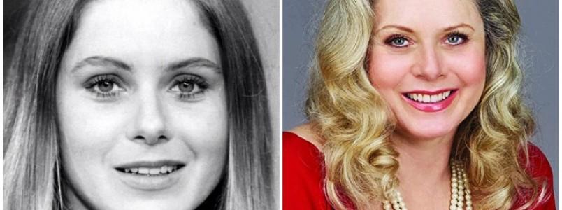 Celebridades que envelheceram e provaram que a beleza não tem limite de idade