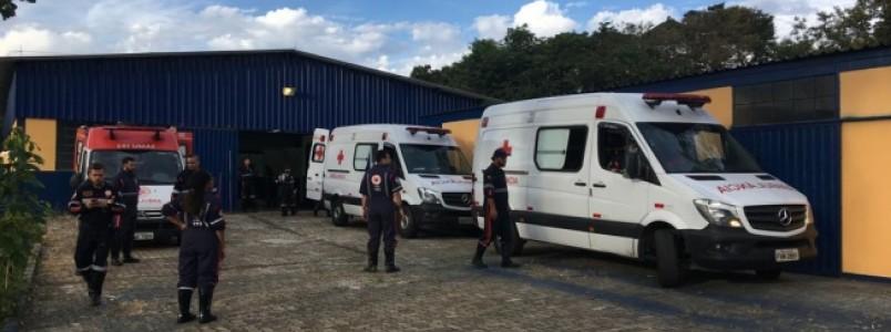 Ministério da Saúde reserva 150 leitos para vítimas de rompimento da barragem