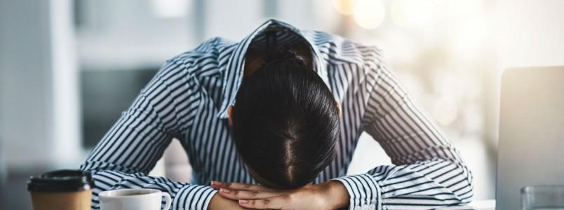 OMS inclui a síndrome de burnout na lista de doenças