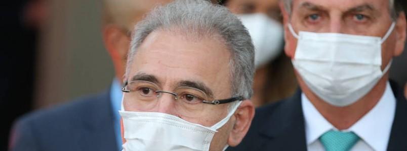 Queiroga vai suspender compra da vacina Covaxin, alvo de investigação