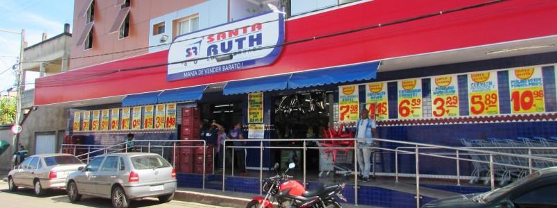 Supermercado Santa Ruth: Tradição e economia na cidade de Itabira, MG
