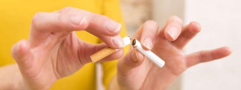 Que benefícios o corpo sente quando o cigarro é abandonado?