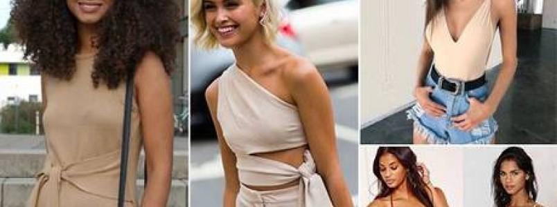 Nude – Looks em tons de pele trazem elegância e frescor para o Verão 2018